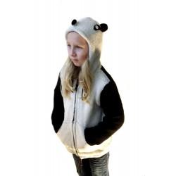 Dětská mikina 3D medvídek panda