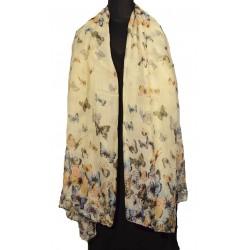 Šátek motýlek