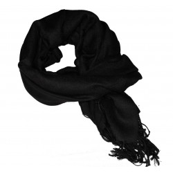 Šála Pashmina černá