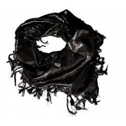 Šátek stříbrny leskly vzor
