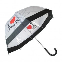 Deštník průhledný