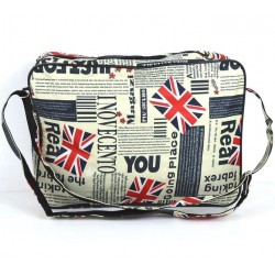 Retro Bag newspaper