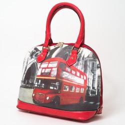 Kabelka Londýnský autobus
