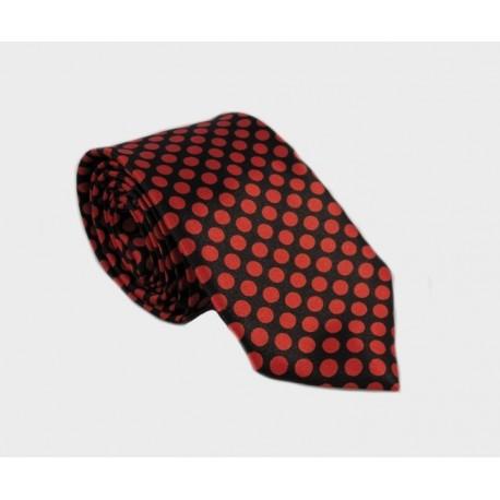 Kravata s puntíky