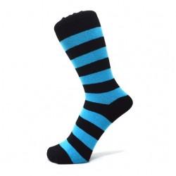 Ponožky dámské proužek