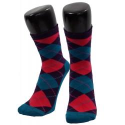 Ponožky kárované