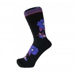 Ponožky květované