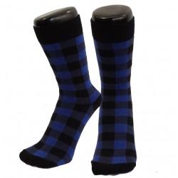 Ponožky kostkované