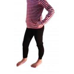Dětské bavlněné legíny Zara