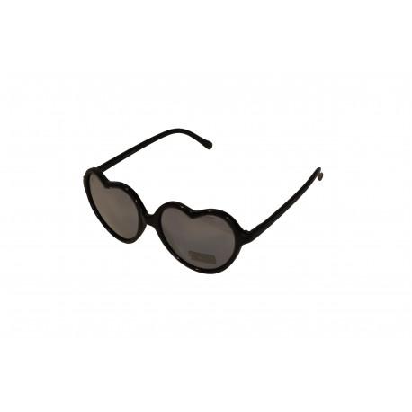 Sluneční brýle srdíčka zrcadlovky