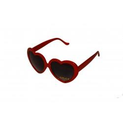 Sluneční brýle srdíčka