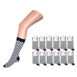 Ponožky  kostičky