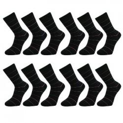 Ponožky pruhované rainbow