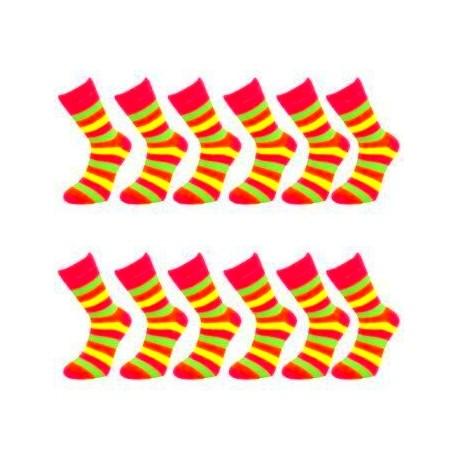 Ponožky lycra VZOR