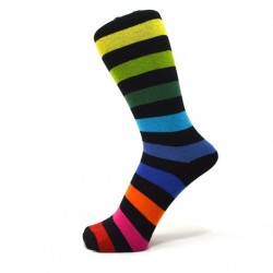 Socks  colored stripe