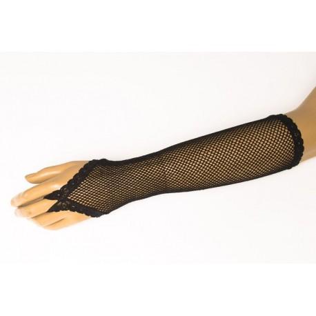 Síťované rukavičky