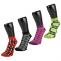 Sportovní ponožky skotské 3 páry