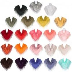 Šátek jednobarevný