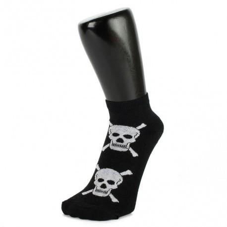 Sportovní kotníkové ponožky 3 PÁRY