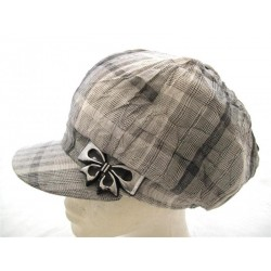Womens flat caps gray