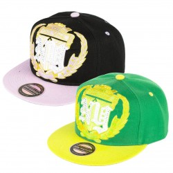 UNISEX SNAPBACK WITH NY DESIGN