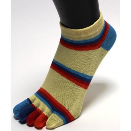 Sports toe socks