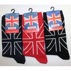 Ponožky Lycra 3 pár