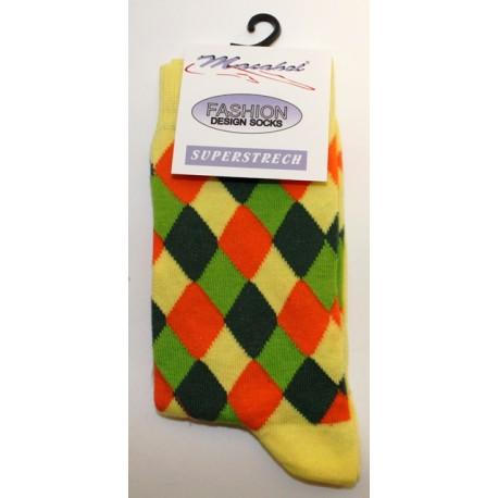 Ponožky diamant