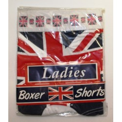 Ladies Boxer Shorts UK