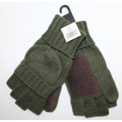 Pánské rukavice 2V1