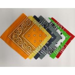 Multifunctional bandana scarf