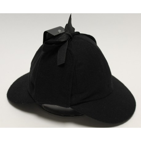 Wool Blend Sherlock Holmes Style Hat a55adcc590c