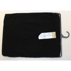 Štýlová pánsky šál čierna