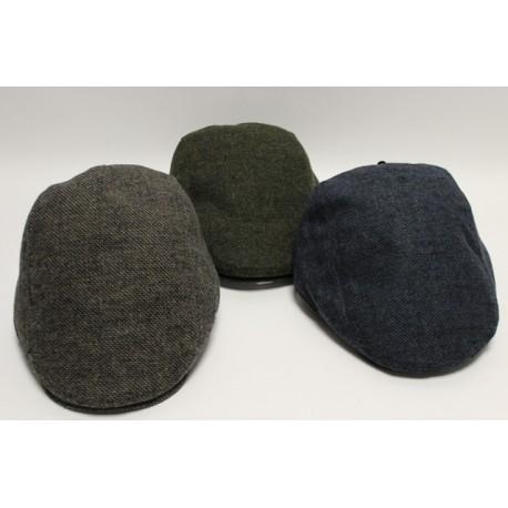 Unisex płaskie czapki