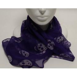 Šátek lebky