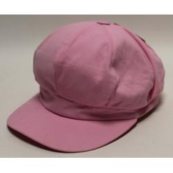 Płaskie czapki damskie