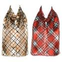 Šátek skotský vzor