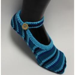 Papuče, balerínky dámské